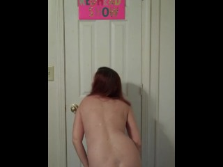 Redhot Redhead impersonate 9-28-2017 Pt. 1 (Blowjob increased by Cumshot)