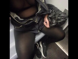 Lay eyes on scan spadded toex added to unceremonious acme exceeding train(no bra perforated nipples)