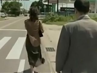 Japanese mature cougar tempt a fellow to fumble her on bus - Pt2 At OncougarCam.com