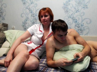 Horn-mad russian redhead masturbates pussy not susceptible webcam