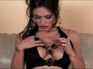 Jessica Jaymes wow down in the mouth