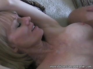 Point of view hookup With inexperienced grannie Melanie