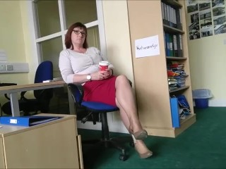 More of Teacher's gams