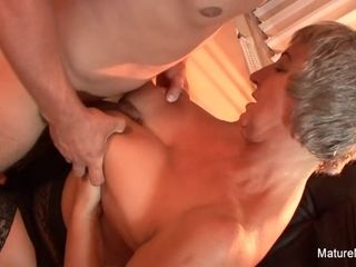 Mature plumper Takes A explosion On Her immense innate hooters - Mature'NDirty