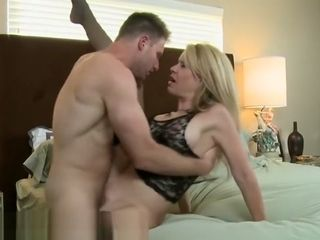 Reality Kings - sizzling cougar gets hers