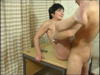 Russian Mature and stud Part six