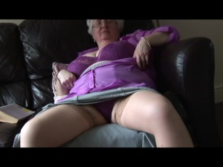 Mature inexperienced stunner with humungous bosoms and unshaved vagina taunting