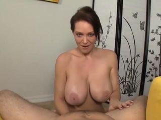 Mature doll nosey Over meatpipe Size And jizz stream