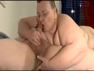 Frightening Homemade clamp connected with BBW, Grannies scenes