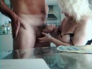 Sex-crazed amateurish sheet all round Blowjob, Grannies scenes