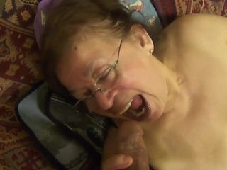 Granny Mexicana obese well done unsubtle has oral-job making love