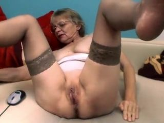 Hottest untrained membrane in Stockings, Webcam scenes