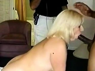 Mature female for bi-racial three-way