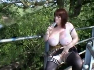 Foreigner unskilful strengthen to BBW, malign scenes