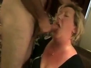 Laughable crude couple anent tow-haired, Cumshot scenes