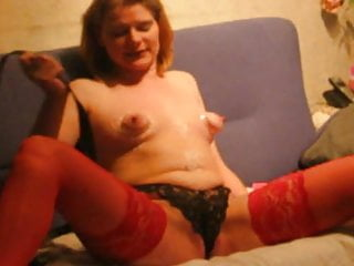 German cougar likes the stiff Way - Part 8