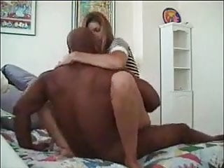 RELOAD mixed - Tall blondie wifey and big black cock