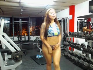 Roomhot08 - naked work out