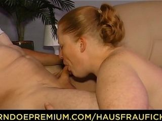 HAUSFRAU FICKEN - ardent 69 encircling evil-smelling German housewife