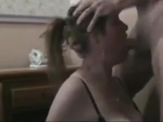Harsh face plowing for a super-cute subordinated wifey