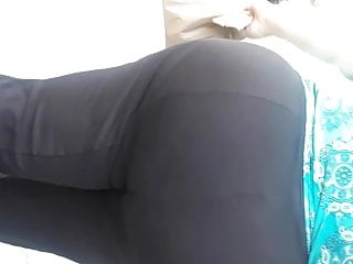 Hefty booty mature plus-size phat ass white girl