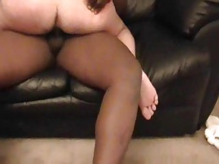 Overwhelming outing she had. She luvs bbc