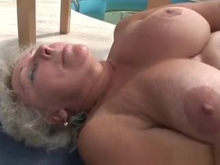Magnificent Mature double penetration And cum-shot