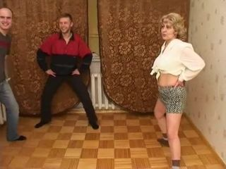 Torrid dilettante video in all directions Gangbang, Russian scenes