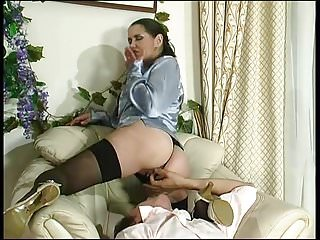Russian Saggy Bristols overprotect Stockings have sex youth sponger