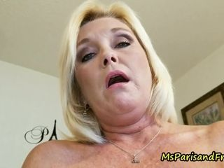 Ms Paris and Her Taboo Tales internal cumshot