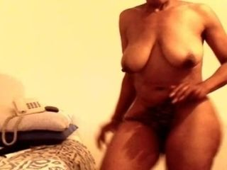 Killer tanzanian grandma striptease