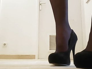 My fit together nigh view heels