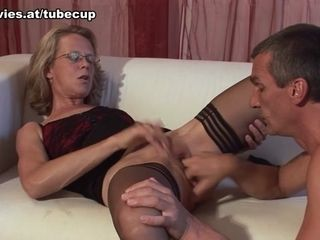 Marga in monstrous spunk-pump audition - FunMovies