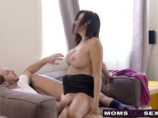MommysTeachSex - Step mommy And son-in-law jism Together S9:E1