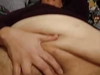 Sarah rub-down the ssbbw