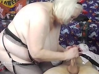 Granny Does consenting