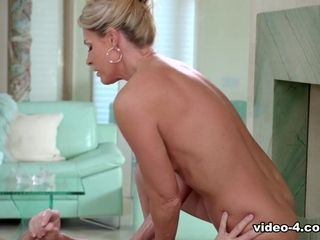 India Summer in Vivid Video: Mom's Nuru Secret