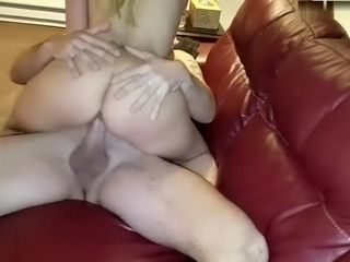 Aimazing wifey takes ten inch chisel by her paramour in front of husband
