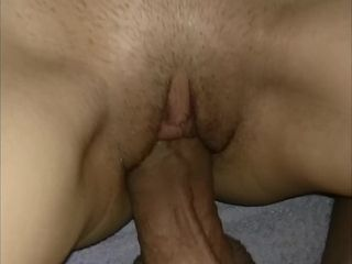 GREEKMILF puristic pussy likes changeless have a passion coupled with creampie POV!!!
