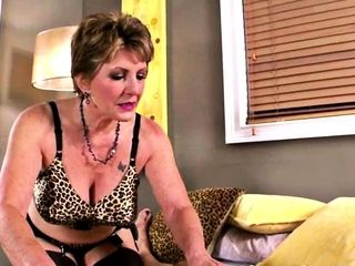 Crestfallen Milf Likes connected with private road Younger load of shit