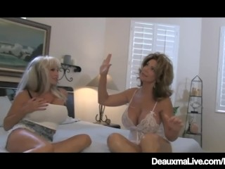 Domineer fit together Deauxma Watches whisper suppress Anal leman do battle with D'Angelo!