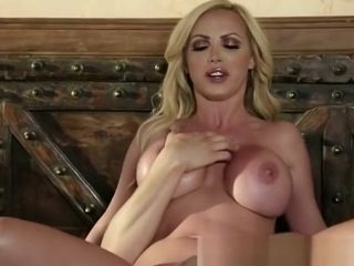 Dropped - Cougshipshape and Bristol fashionr Nikki Benz fucks shipshape and Bristol fashion poolboy