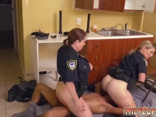 Dark-hued boys group smash blondie nymph dark-hued masculine squatting in home gets our