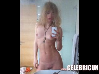Naked celeb orgy Suki Waterhouse Leaked total Frontal