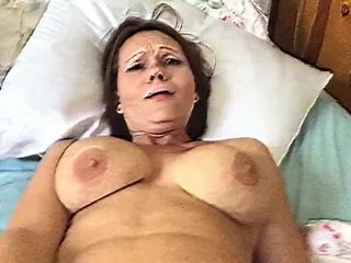 Mature wooly wifey rockets