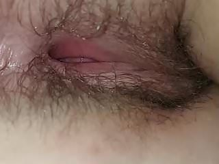Wifes miserly pussy