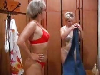 Matures sauna lustful expectations