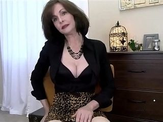 Milf stepmother Wants Your jizm