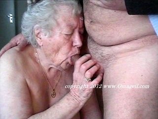OmaGeiL red-hot senior Wrinkly damsels Pictured bare
