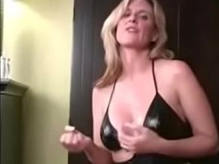 Messy chatting step-mom Jerk Off Instructions